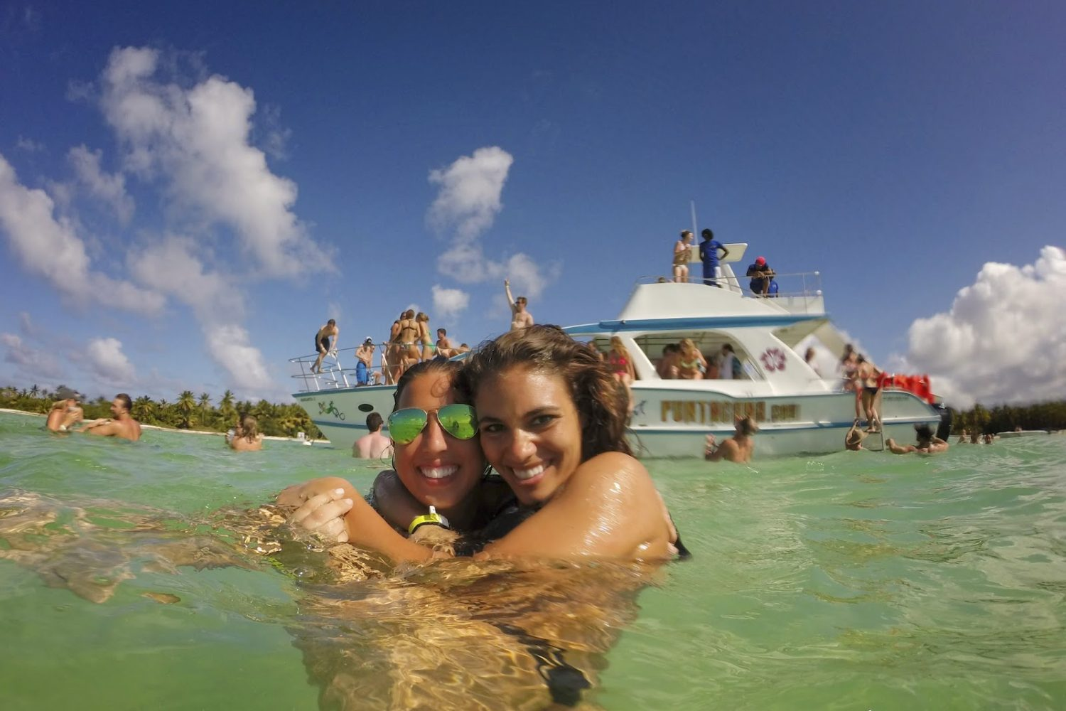 Punta Cana Private Party Boat