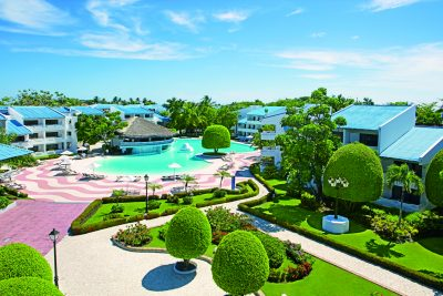 Main Pool and Gardens at Sunscape Puerto Plata